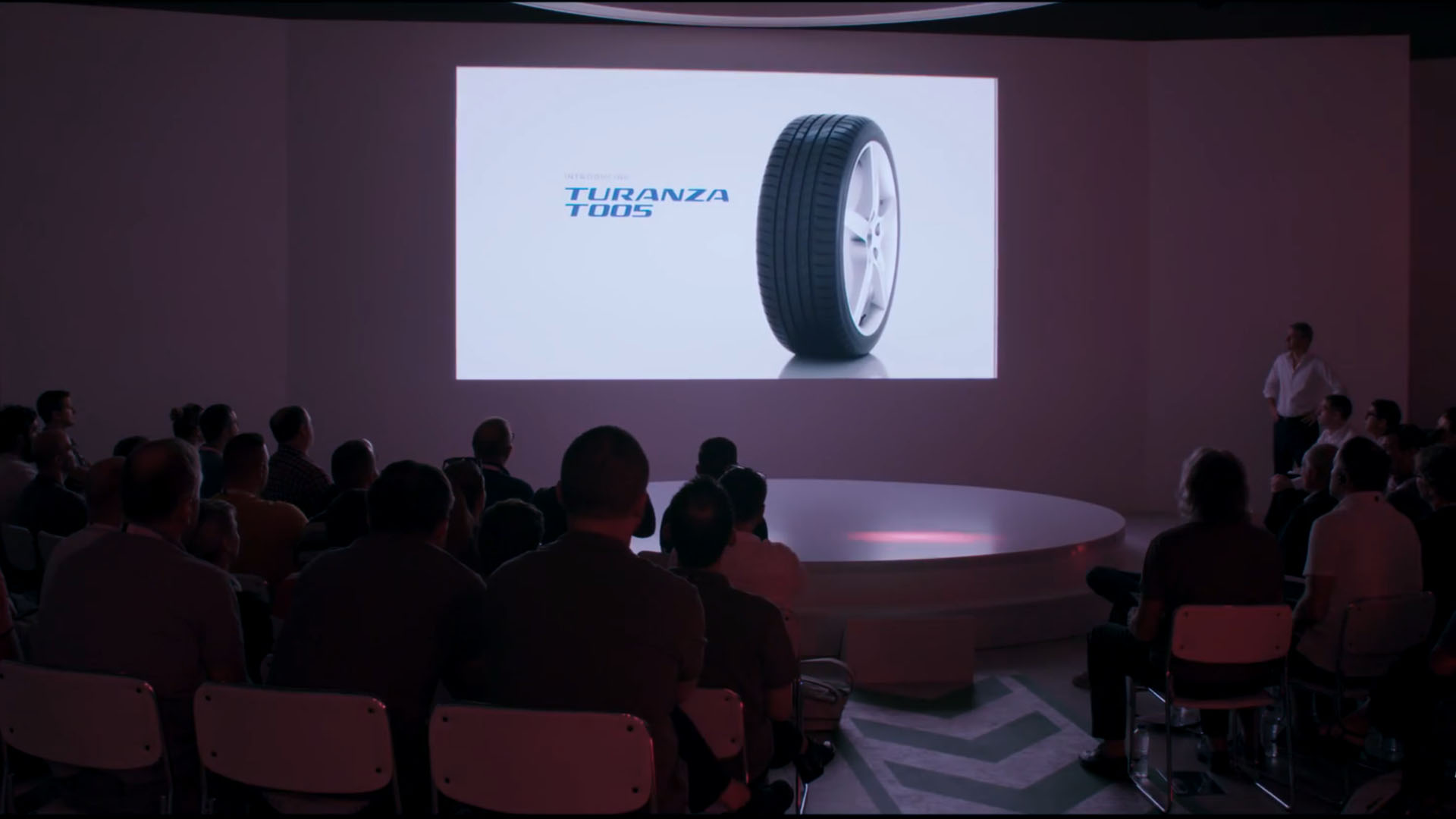 Bridgestone Turanza T005 Tyre Sizzle Launch Event BTS