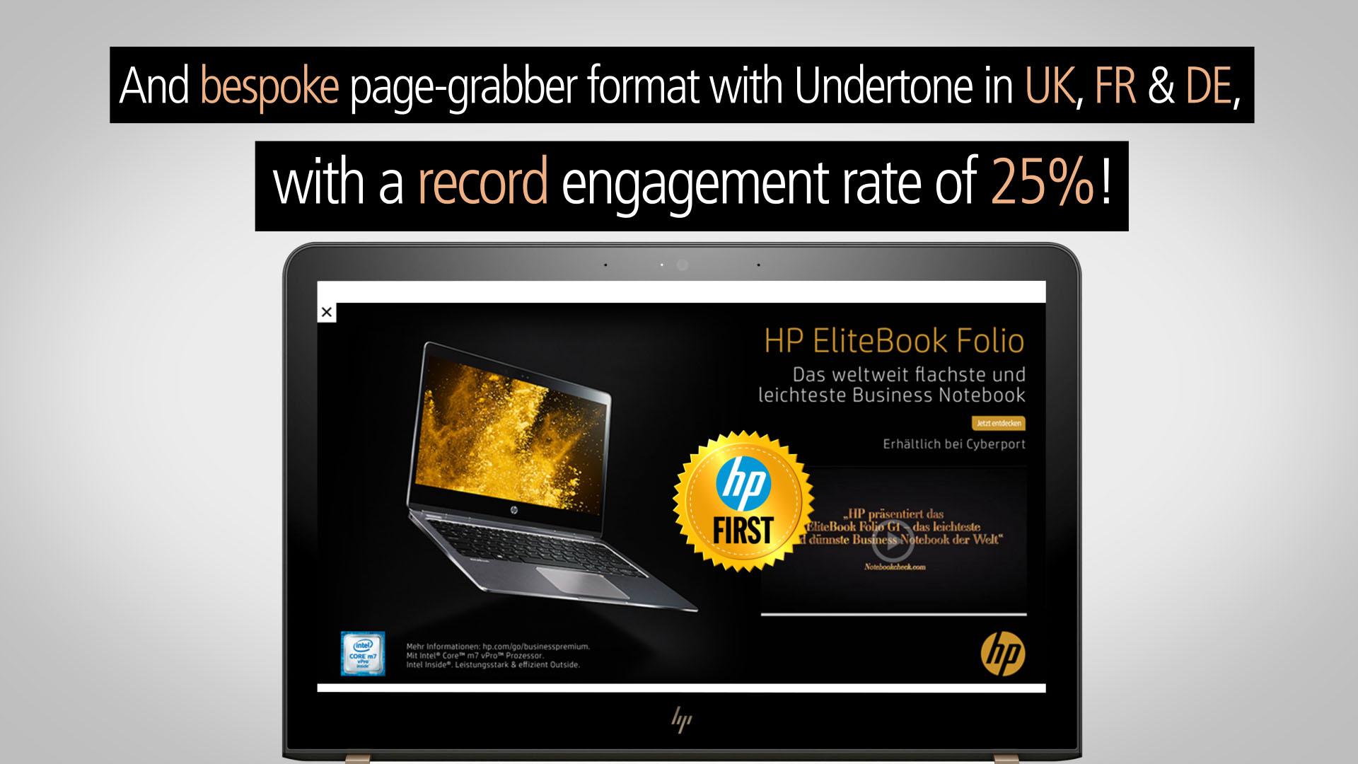 Essence Digital HP EliteBook Laptop Stats
