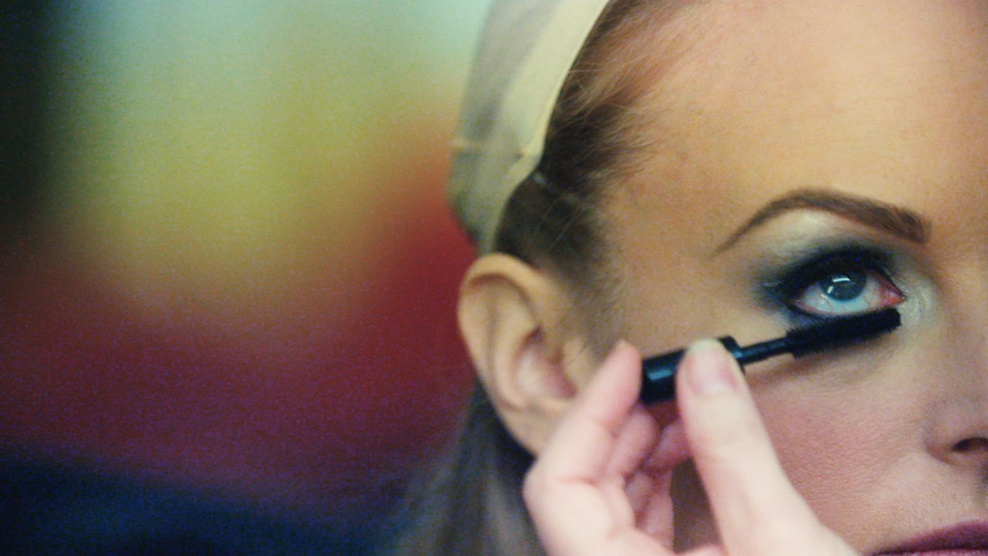 Dusty Musical Katherine Kingsley Eye Make Up