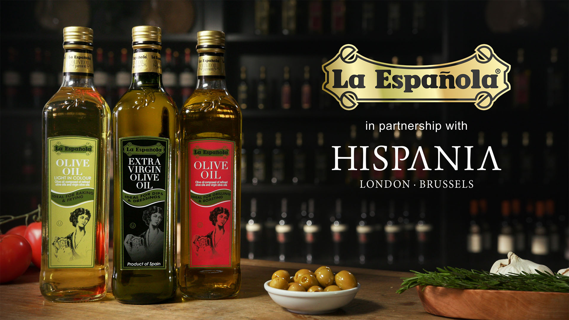 La Espanola Olive Oil Hispania London