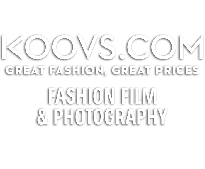 Koovs fashion film and photography logo small