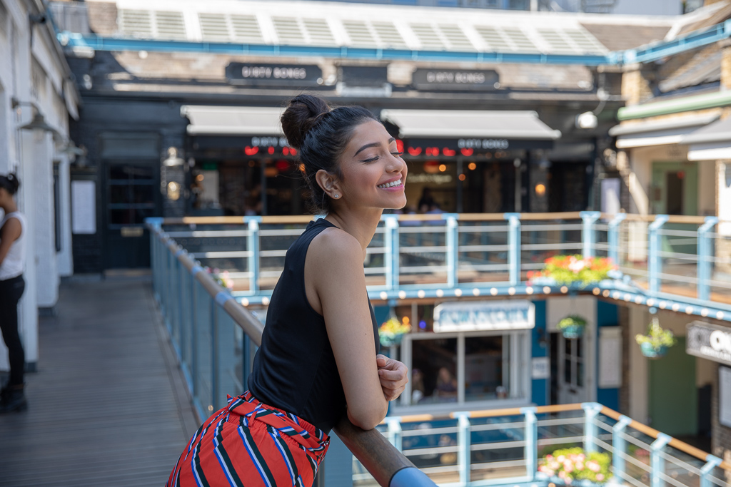 koovs fashion film photography Kingly Court balcony (28)