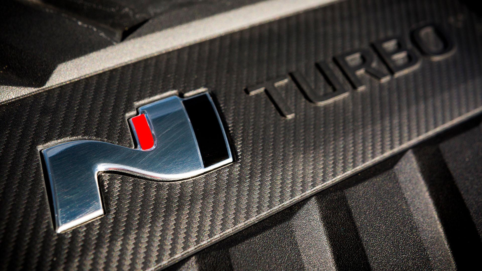 Hyundai i30 N Turbo Logo